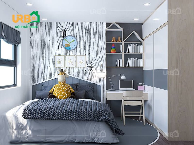 Ấn tượng với mẫu thiết kế nội thất nhà phố tại Nam Định3