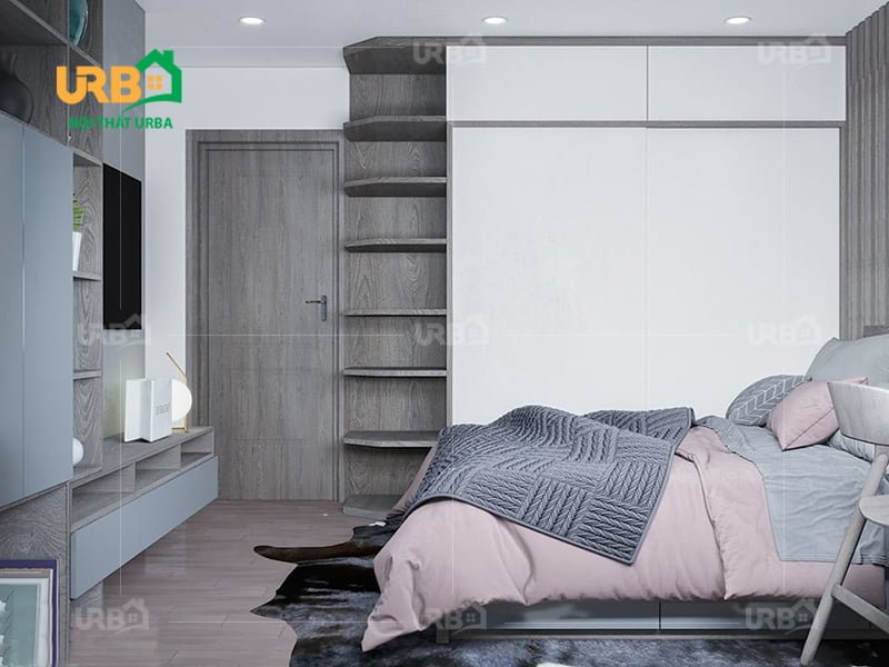Ấn tượng với mẫu thiết kế nội thất nhà phố tại Nam Định4