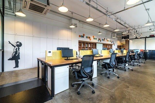 Thiết kế nội thất văn phòng: Những điều có thể bạn chưa biết 3