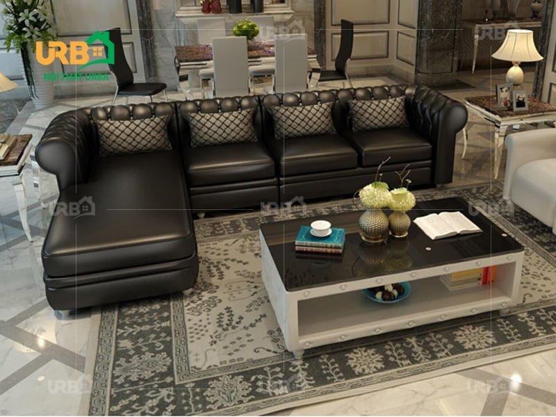 Sofa tân cổ điển- Những mẫu ghế được ưa chuộng hiện nay 1