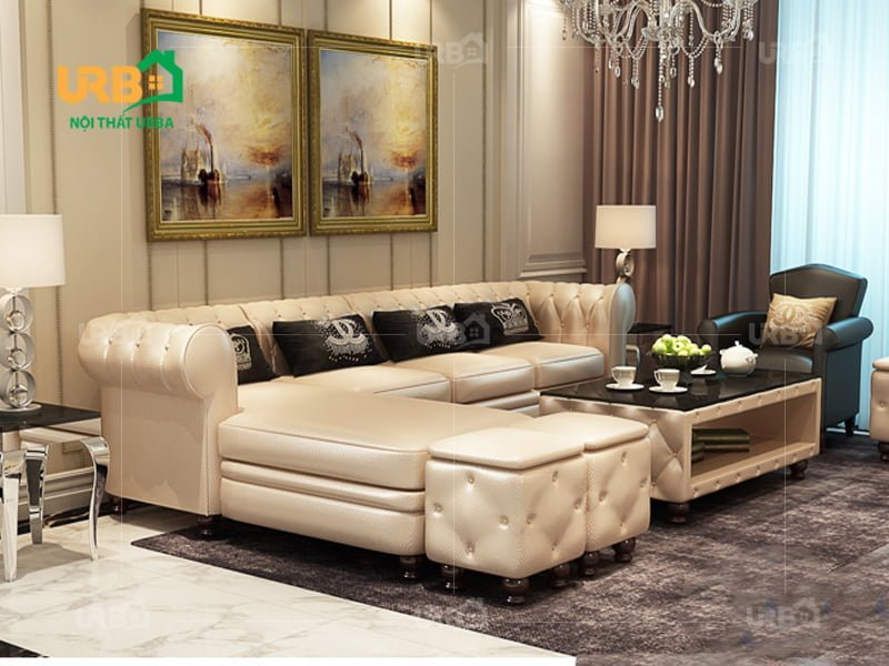 Sofa tân cổ điển 2050 4