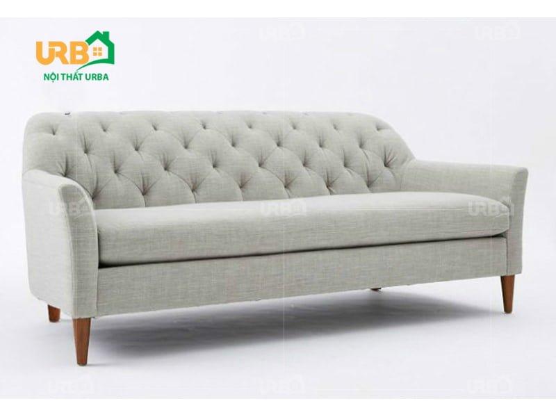 Sofa tân cổ điển 2029 Gam màu ghi trẻ trung