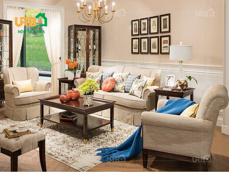 Sofa tân cổ điển 2038 1