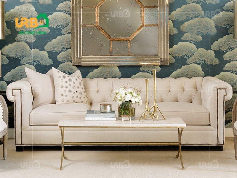 Sofa tân cổ điển 2040
