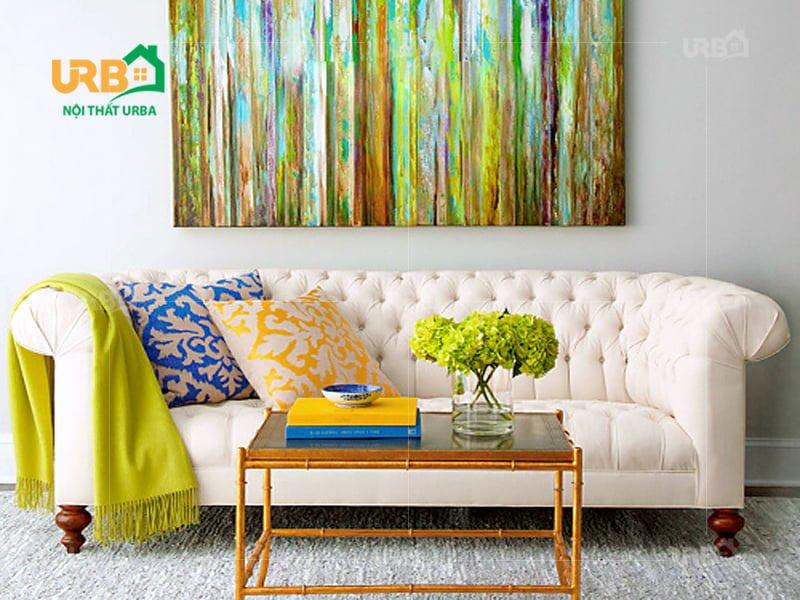 Sofa tân cổ điển 2042