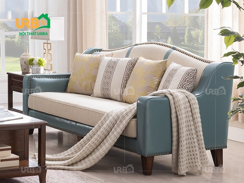 Thiết kế đơn giản trong bộ sofa tân cổ điển 2005