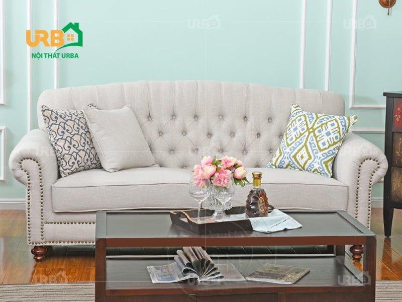 Sofa tân cổ điển Urba Mã 2023