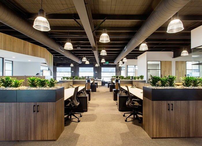 Thiết kế nội thất văn phòng: Những điều có thể bạn chưa biết 2
