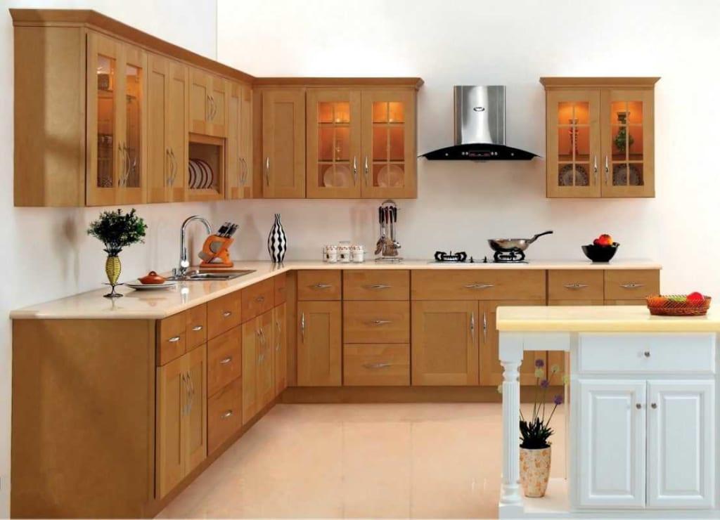Lựa chọn nội thất phù hợp cho phòng bếp