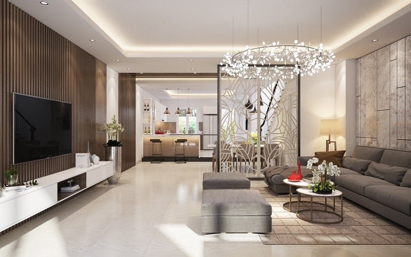 Thiết kế nội thất chung cư cao cấp và những điều cần chú ý2