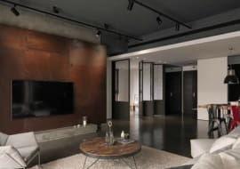 Thiết kế - Sắp đặt không gian nội thất