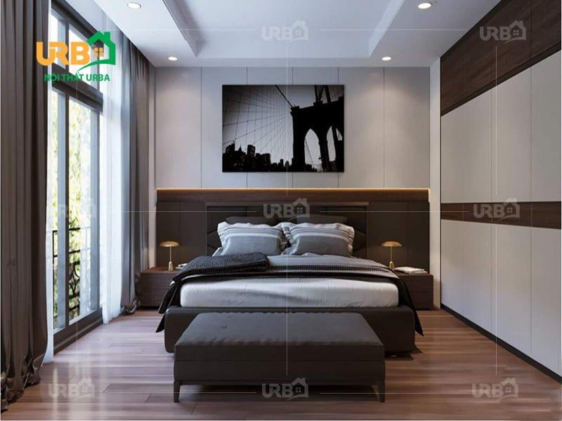 """5 nguyên tắc """"VÀNG"""" trong việc thiết kế nội thất phòng ngủ4"""