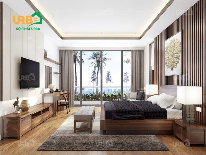 Những lưu ý cần biết khi thiết kế nội thất cho phòng ngủ6