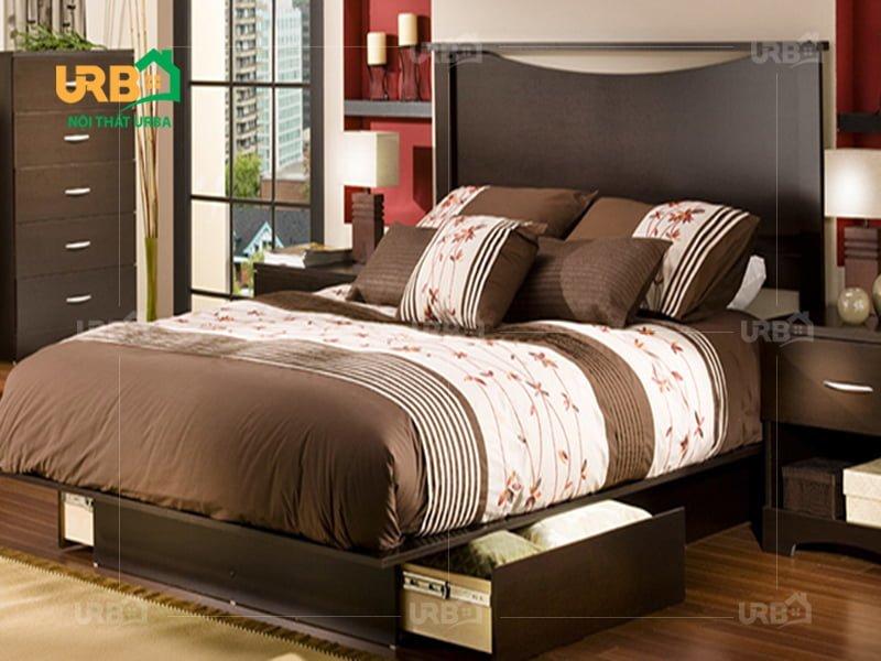 Mẫu thiết kế giường ngủ 1415