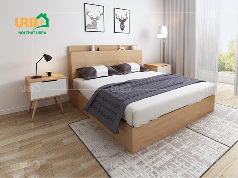 Mẫu thiết kế giường ngủ 1416