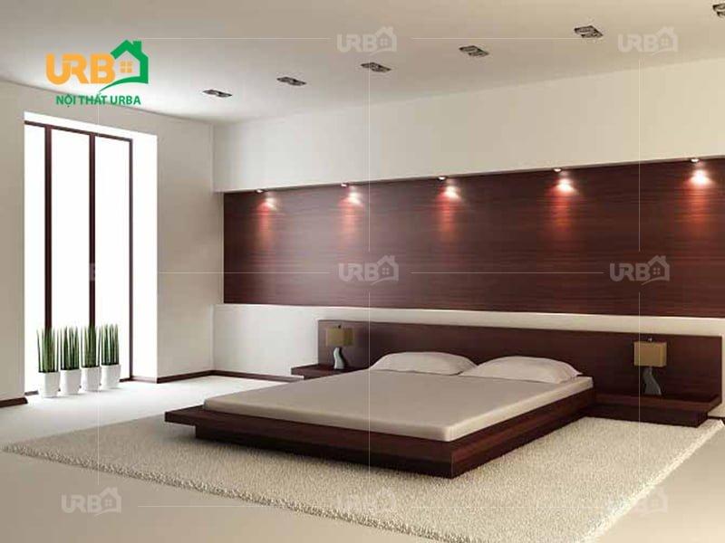 Mẫu thiết kế giường ngủ 1419