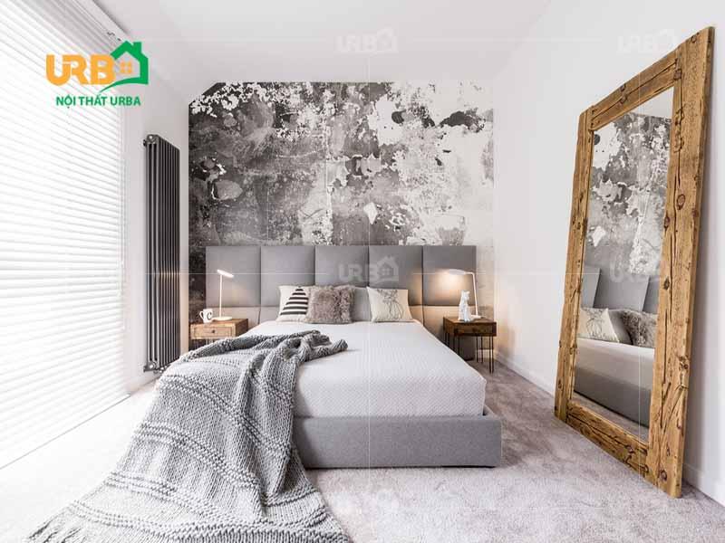 Mẫu thiết kế giường ngủ 1424