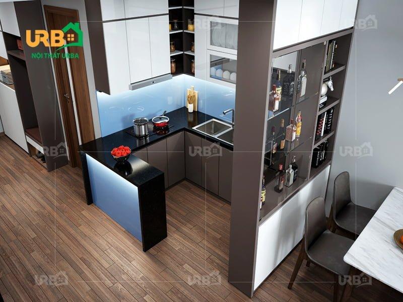 Tủ bếp mã 1502