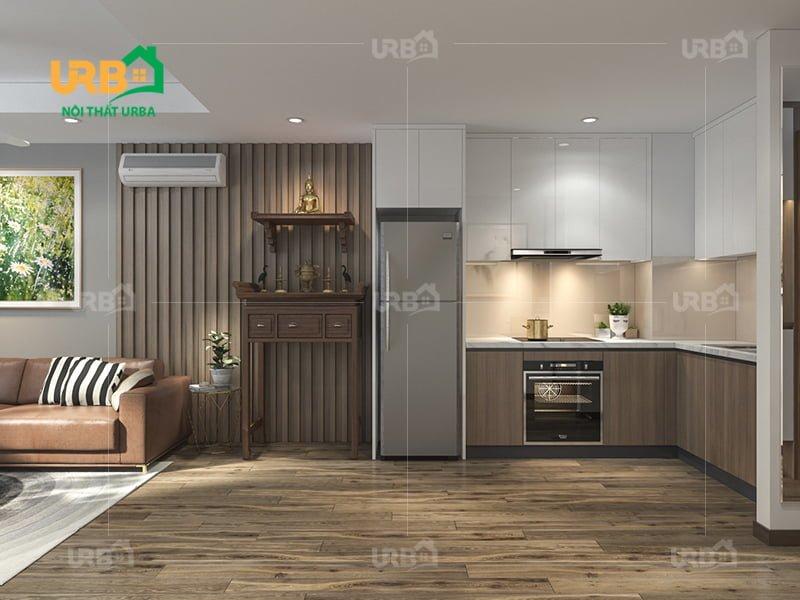 Tủ bếp mã 1506
