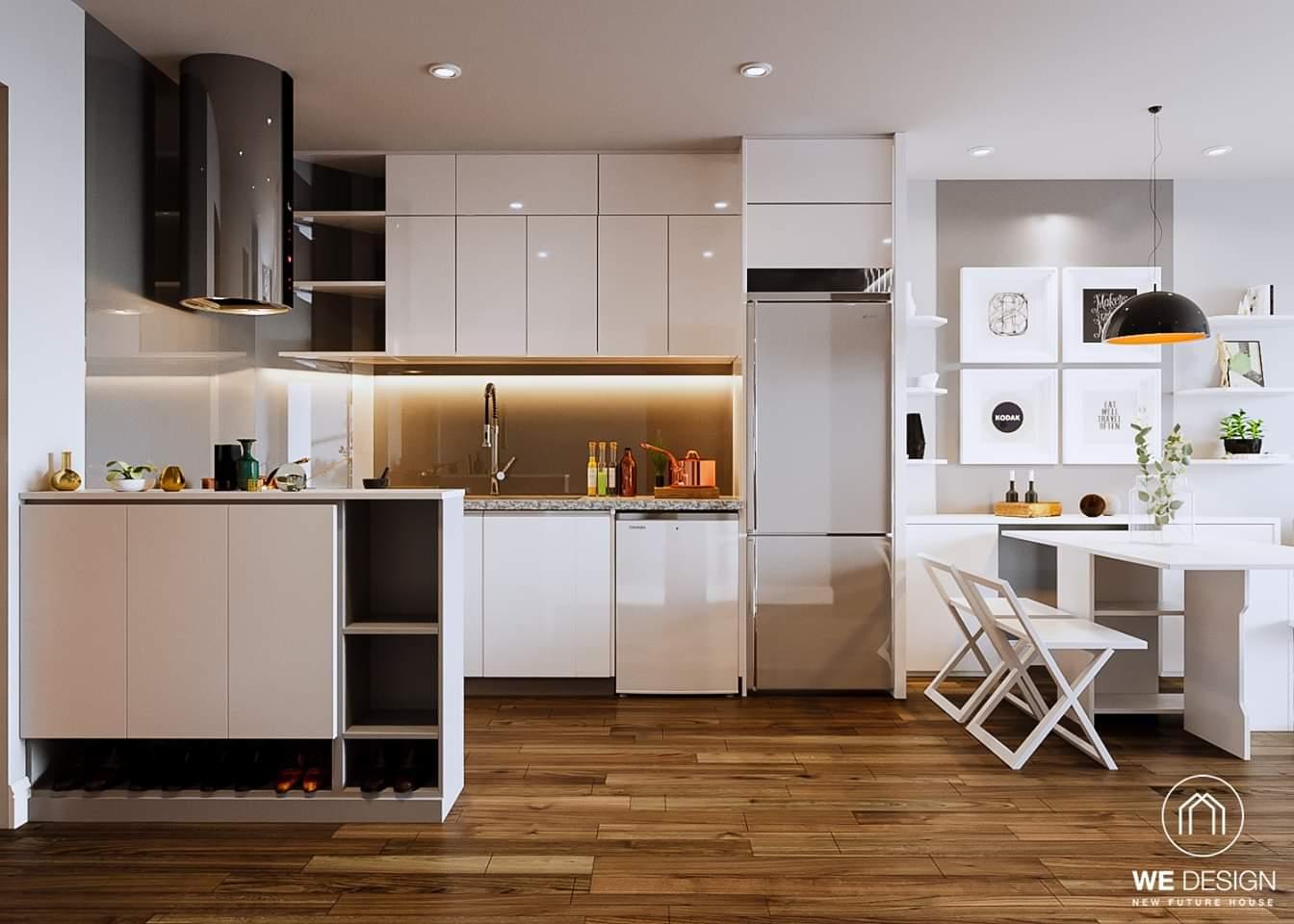 Tủ bếp mã 1510