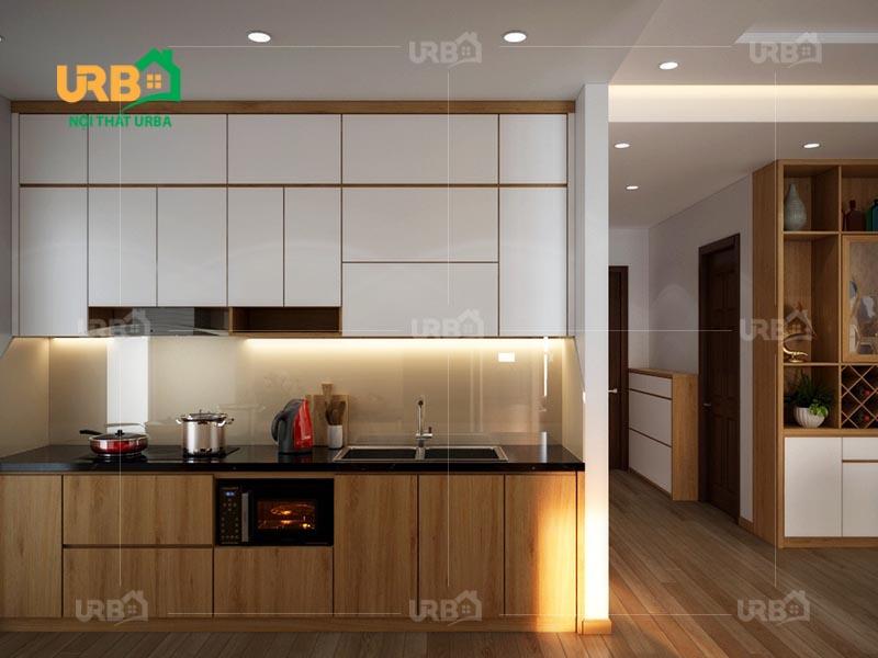 Tủ bếp mã 1513