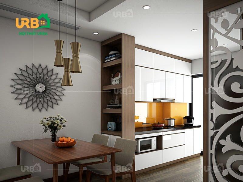 Tủ bếp mã 1516