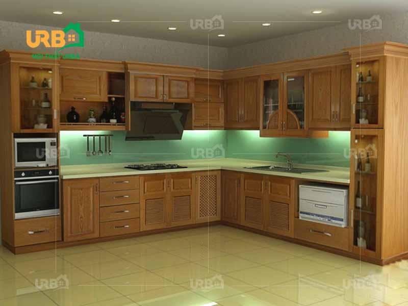 Tủ bếp mã 1601