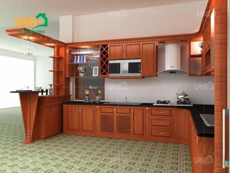 Tủ bếp mã 1602