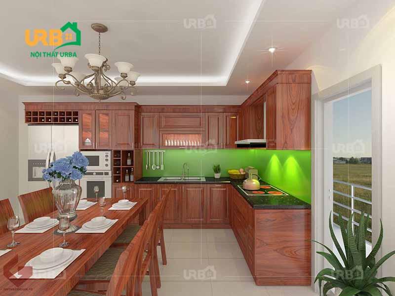 Tủ bếp mã 1603
