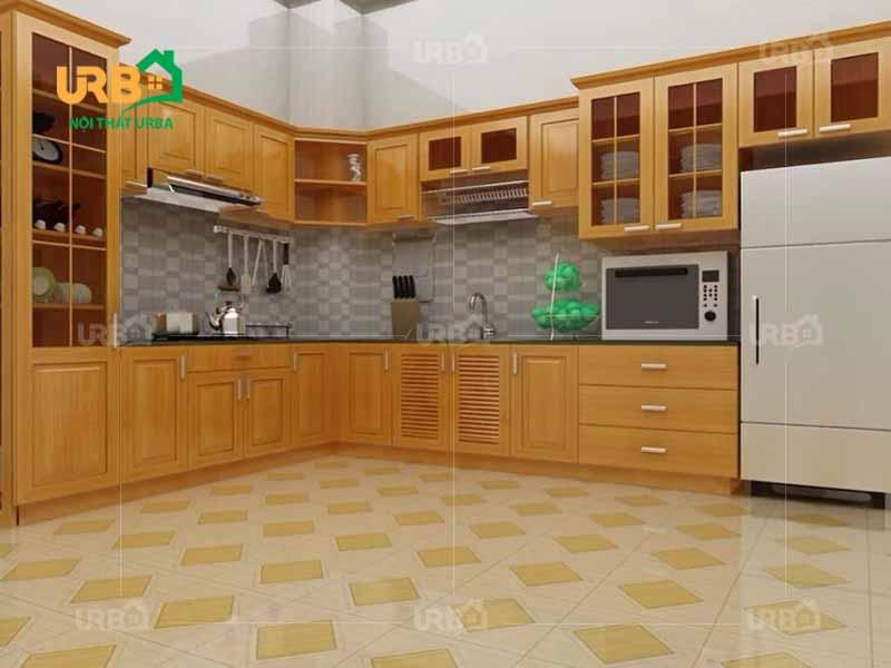 Tủ bếp mã 1607