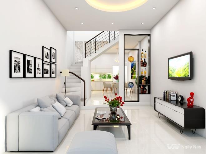 5 Mẫu thiết kế nội thất phòng khách HOT hiện nay. 1