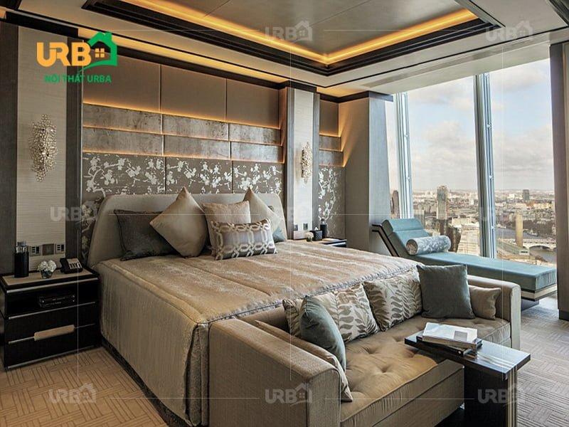 Tổng hợp các phong cách thiết kế nội thất khách sạn ấn tượng 2019