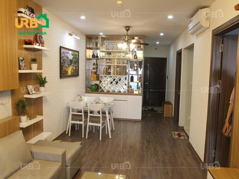 5 Mẫu thiết kế nội thất phòng khách HOT hiện nay. 2