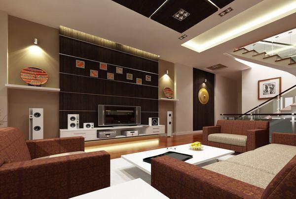 Thiết kế phòng khách nội thất chung cư