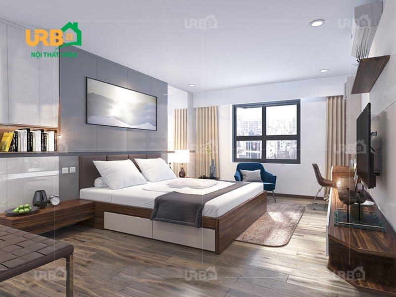 Thiết kế nội thất chung cư- anh Thức 6