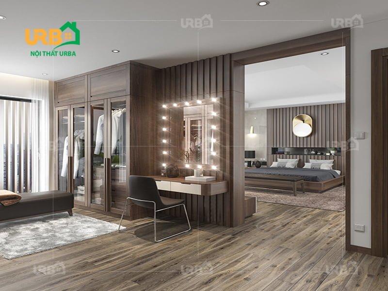 Thiết kế nội thất chung cư- anh Thức 5
