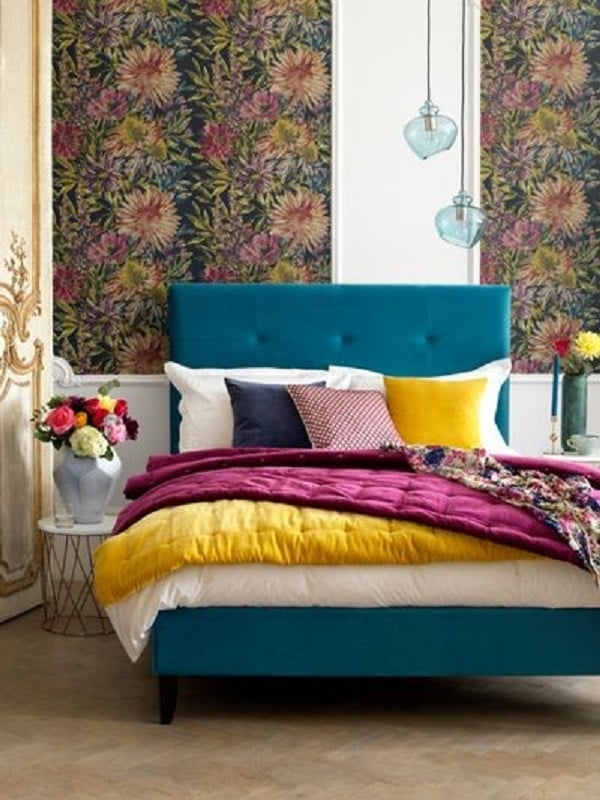 Phá cách với xu hướng thiết kế nội thất đa màu sắc 8