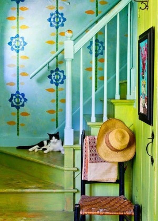 Phá cách với xu hướng thiết kế nội thất đa màu sắc 2