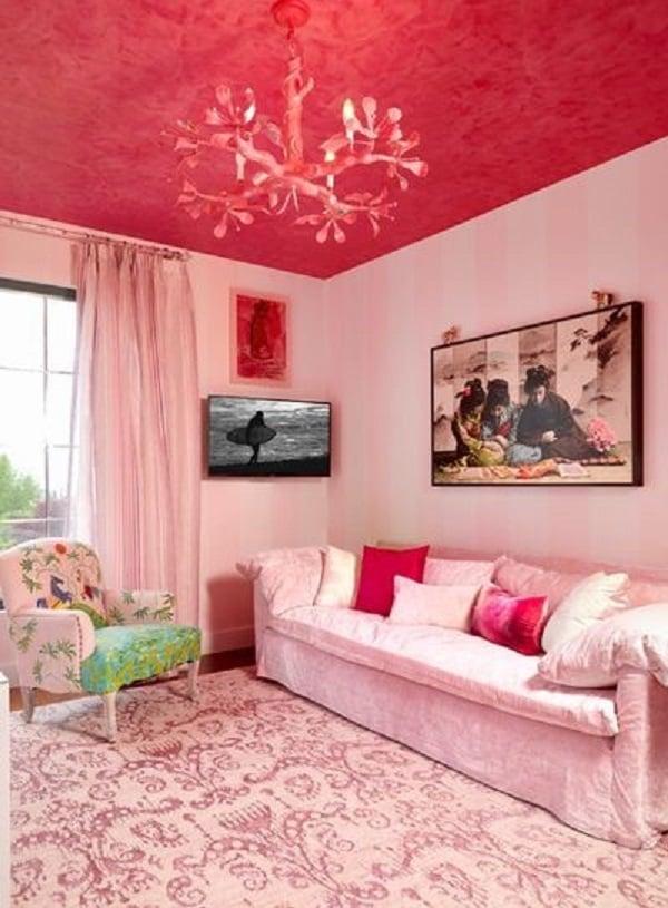 Phá cách với xu hướng thiết kế nội thất đa màu sắc 3