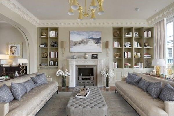 Những chú ý trong thiết kế nội thất nhà đẹp 4