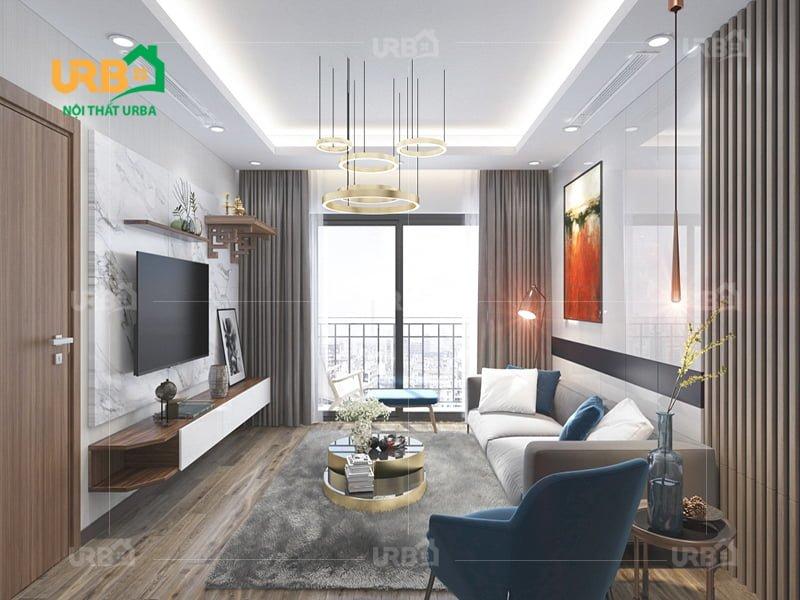 Thiết kế nội thất chung cư- anh Thức 1