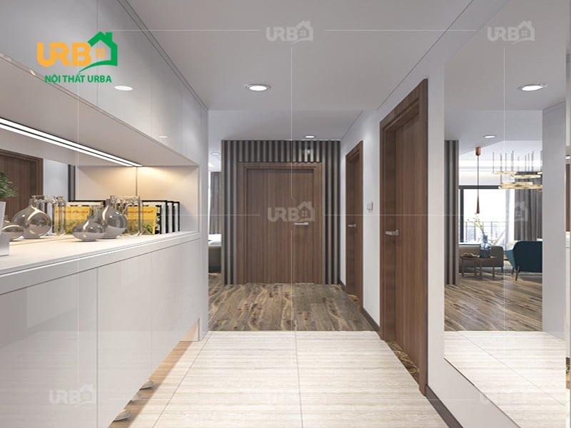 Thiết kế nội thất chung cư- anh Thức 4
