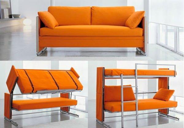 """Những thiết kế nội thất hoàn hảo dành cho không gian """"Chật""""3"""
