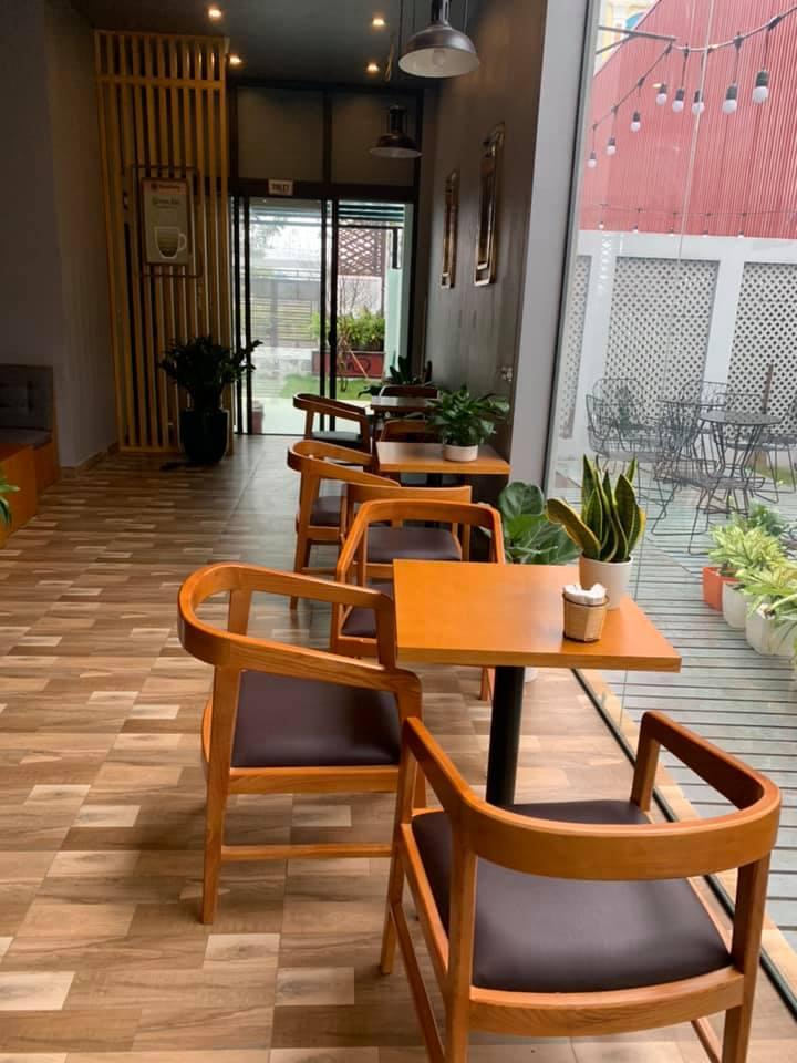 Mãn nhãn với thiết kế nội thất quán trà sữa Tocotoco Hà Nam8