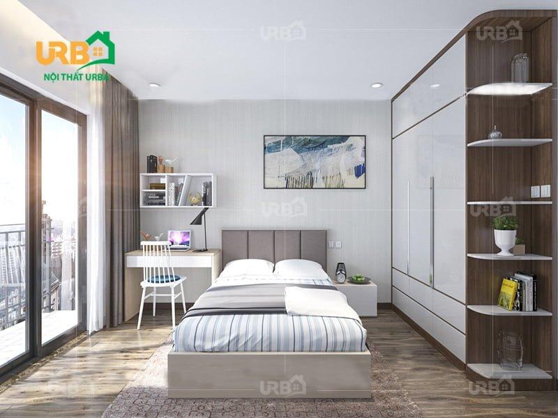 Thiết kế nội thất chung cư- anh Thức 7