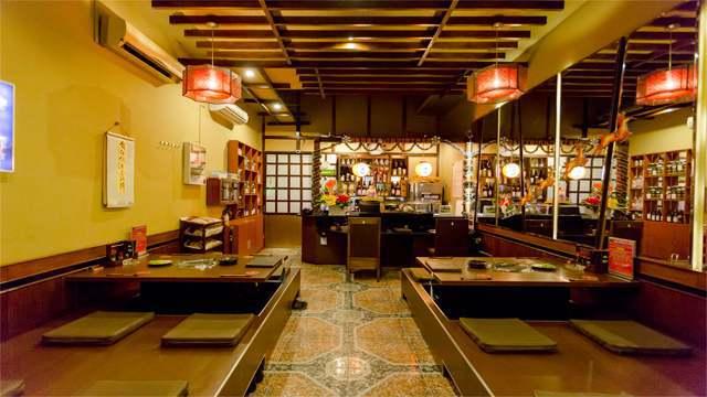 Lý do thiết kế nội thất nhà hàng Nhật Bản được ưa chuộng hiện nay3