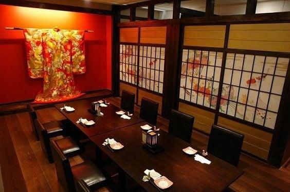 Lý do thiết kế nội thất nhà hàng Nhật Bản được ưa chuộng hiện nay5