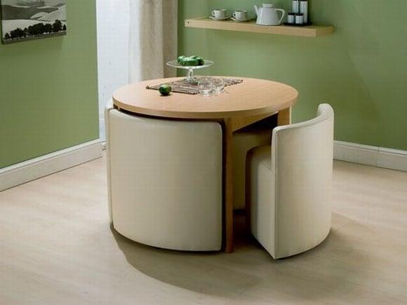 """Những thiết kế nội thất hoàn hảo dành cho không gian """"Chật""""1"""