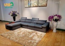 sofa góc nỉ CS 4045
