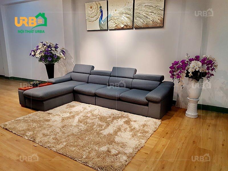 Sofa Góc Nỉ CS Mã 4045